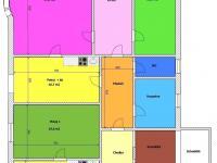 K prodeji bytový dům a skladovací prostory s vlastním nádvořím, v uzavřeném areálu, Nádražní ul., Volyně, okres Strakonice. (Prodej nájemního domu 1376 m², Volyně)