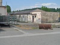 Pohled na objekt (Pronájem komerčního objektu 148 m², Týn nad Vltavou)