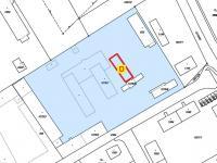 Objekt v areálu (Pronájem komerčního objektu 148 m², Týn nad Vltavou)
