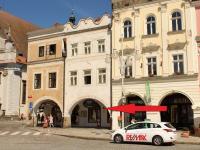 Pronájem obchodních prostor 95 m², České Budějovice