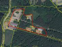 Prodej komerčního objektu 21543 m², Ostrovec
