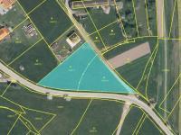 Prodej pozemku, 3423 m2, Křemže