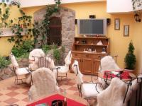 Restaurace - zimní zahrada (Pronájem domu v osobním vlastnictví 295 m², Písek)