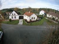 Pohled na dům (Prodej domu v osobním vlastnictví 109 m², Třebohostice)