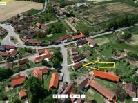 Pohled na dům a okolí (Prodej domu v osobním vlastnictví 109 m², Třebohostice)