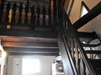Schody do podkroví (Prodej domu v osobním vlastnictví 109 m², Třebohostice)