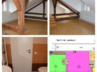 Prodej bytu 2+kk v osobním vlastnictví 79 m², České Budějovice