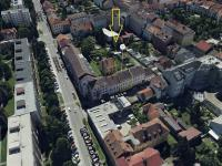 Prodej nájemního domu 1200 m², České Budějovice
