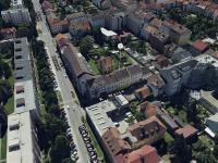 Bytový dům, K. Weise, České Budějovice (Prodej nájemního domu 1200 m², České Budějovice)