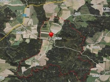 Pole, zemědělská půda, polnosti Květov, Písek - Prodej pozemku 9551 m², Květov