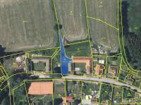 Pozemek určený k zástavbě, Albeř, Nová bystřice, okr. Jindřichův Hradec (Prodej pozemku 4123 m², Nová Bystřice)