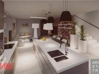 VilaArchbau Hluboká nad Vltavou - Prodej bytu 4+kk v osobním vlastnictví 117 m², Hluboká nad Vltavou