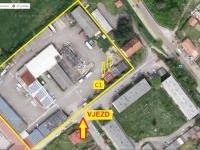 Pohled na areál (Pronájem jiných prostor 28 m², Týn nad Vltavou)