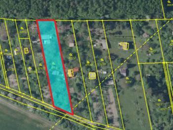 Prodej pozemku 1546 m², Strakonice