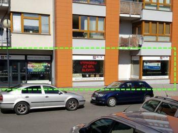 Obchodní prostor - Pronájem obchodních prostor 230 m², Písek