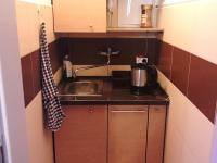Nebytový prostor ul. B. Smetany - kuchyňský kout (Prodej obchodních prostor 32 m², České Budějovice)