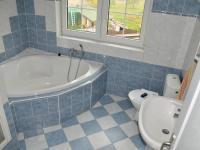 Koupelna (Prodej domu v osobním vlastnictví 123 m², Sedlice)