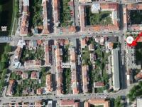 Nebytové prostory Čechova ulice (Prodej bytu 4+kk v osobním vlastnictví 95 m², České Budějovice)