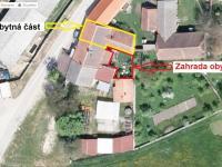 Popis obytná část - Prodej restaurace 200 m², Hoštice