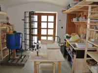 Dílna - Prodej restaurace 200 m², Hoštice