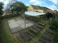 Venkovní parket - Prodej restaurace 200 m², Hoštice