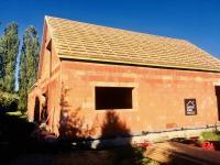 průběh stavby - stav 2.7.2018 (Prodej domu v osobním vlastnictví 125 m², Malovice)