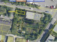 Poloha zahrady u domu (Prodej bytu 2+1 v osobním vlastnictví 111 m², Strakonice)