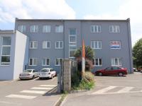 Pohled na budovu s prostorami (Pronájem kancelářských prostor 90 m², Písek)