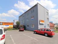 Pohled na budovu (Pronájem kancelářských prostor 24 m², Písek)