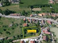 Prodej pozemku 1957 m², Prachatice