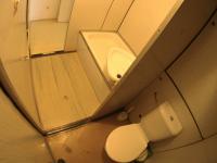 Koupelna s WC (Pronájem bytu 1+1 v osobním vlastnictví 37 m², Strakonice)