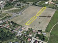 Prodej pozemku 18795 m², České Budějovice