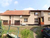 Pohled na dům ze dvora - Prodej domu v osobním vlastnictví 153 m², Chanovice