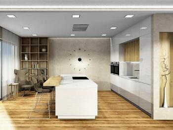 Prodej bytu 4+kk v osobním vlastnictví 143 m², České Budějovice