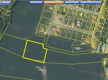 Prodej pozemku 5729 m², Slabčice