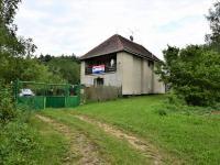 Pohled na nemovitost z ulice (Prodej chaty / chalupy 100 m², Ostrovec)