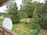 Pohled z balkonu (Prodej chaty / chalupy 100 m², Ostrovec)
