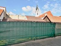 výhled z terasy (Prodej historického objektu 288 m², Třeboň)