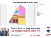 Prodej činžovního domu, ul. Husova, Třeboň (Prodej historického objektu 288 m², Třeboň)