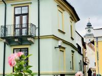 Prodej činžovního domu, ul. Husova, TřeboňProdej činžovního domu, ul. Husova, Třeboň (Prodej historického objektu 288 m², Třeboň)