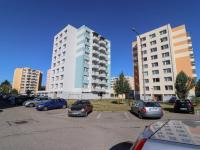 Pohled na dům (Prodej bytu 2+1 v osobním vlastnictví 65 m², Strakonice)