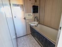 Koupelna (Prodej bytu 2+1 v osobním vlastnictví 65 m², Strakonice)
