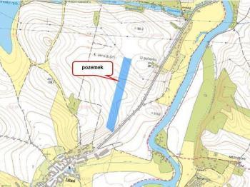 Prodej pozemku 3200 m², Putim