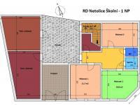 Prodej domu v osobním vlastnictví 180 m², Netolice
