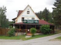 Prodej restaurace 350 m², Větřní