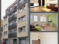 Pronájem bytu 2+kk v osobním vlastnictví 42 m², České Budějovice