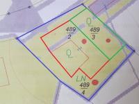 Snímek z pozemkové mapy - Prodej domu v osobním vlastnictví 198 m², Brand - Nagelberg