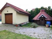 RD - Chýně - Praha západ - zahradní a grilovací dům  - Prodej domu v osobním vlastnictví 175 m², Chýně