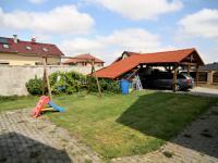 RD - Chýně - Praha západ - pergola 2 x stání auto  - Prodej domu v osobním vlastnictví 175 m², Chýně