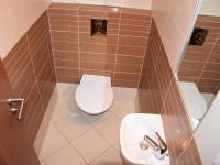 WC - Prodej bytu 4+kk v osobním vlastnictví 110 m², Tábor